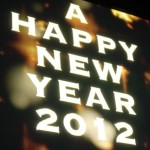 HNY sign small